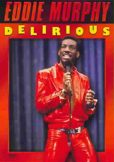 DELIRIOUS BY MURPHY,EDDIE (DVD)