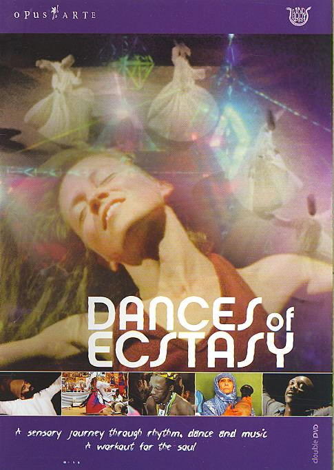DANCES OF ECSTASY:SENSORY JOURNEY BY ROTH,GABRIELLE (DVD)