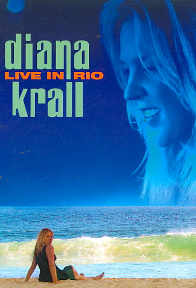 LIVE IN RIO BY KRALL,DIANA (DVD)